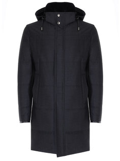 Куртка с мехом нутрии Massimo Sforza