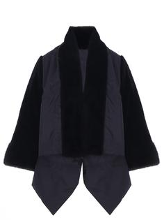 Куртка комбинированная с мехом 3134/4 Ferre'