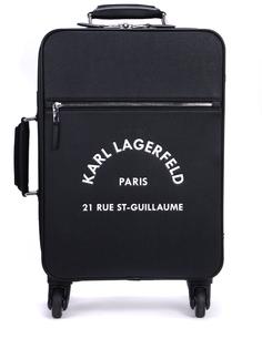 Дорожный чемодан 201W3073 a999 Karl Lagerfeld