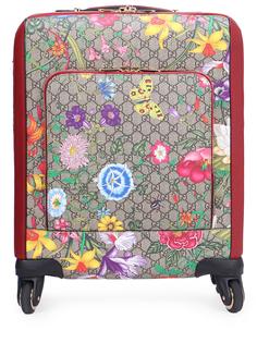 Чемодан с принтом GG Flora 451003 HV8FC 8658 Gucci