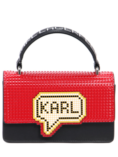 Сумка кожаная K/PIXEL 201W3125 a995 Karl Lagerfeld