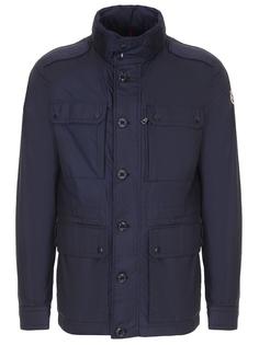 Куртка однотонная Moncler