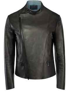 Кожаная куртка - косуха Ermanno Scervino