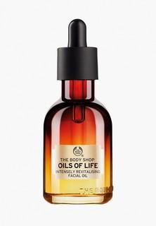 """Масло для лица The Body Shop интенсивное восстанавливающее """"Oils of Life™, 30 мл"""""""