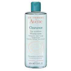 Avene, Мицеллярная вода Cleanance, 400 мл