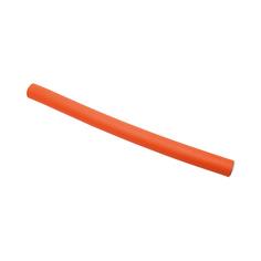 Dewal, Бигуди-бумеранги, оранжевые, 18х240 мм