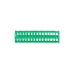Dewal, Бигуди со шпильками, зеленые, 23x76 мм