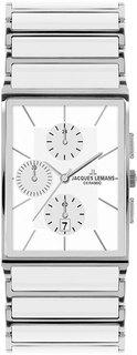 Мужские часы в коллекции High Tech Ceramic Мужские часы Jacques Lemans 1-1817B