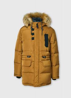 Пуховая куртка для мальчиков O'stin