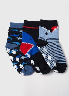 Комплект носков для мальчиков O'stin