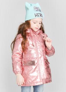 Утеплённая куртка для девочек O'stin