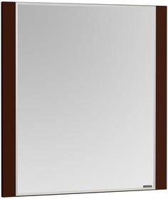 Зеркало 80х85,8 см темно-коричневый Акватон Ария 1A141902AA430