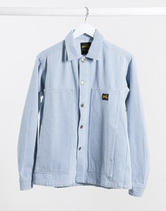 Голубая куртка в полоскуStan Ray-Синий