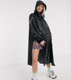 Черный непромокаемый дождевик 356 Dry