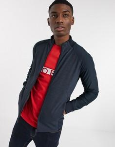 Спортивная куртка BOSS Athleisure-Темно-синий