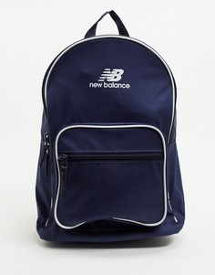 Темно-синий рюкзак New Balance