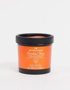 Краска для волос I Heart Revolution - Rainbow Tones(Blood Orange)-Оранжевый