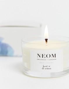 Ароматическая свеча Neom Real Luxury (Travel)-Бесцветный