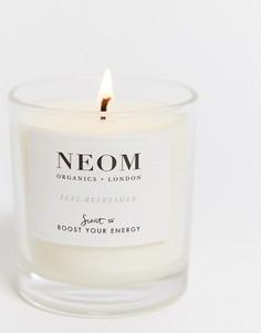 Ароматизированная свеча Neom Feel Refreshed (1 фитиль)-Бесцветный