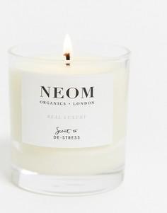 Ароматизированная свеча NEOM Real Luxury (1 фитиль)-Бесцветный