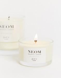 Ароматизированная свеча Neom Tranquillity (дорожный формат)-Бесцветный