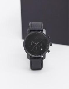 Часы с корпусом40 ммMVMT-Черный