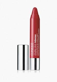 Бальзам для губ Clinique Chubby Stick Intense Moisturizing Lip Colour Balm, 14 Robust Rouge, 3 гр.