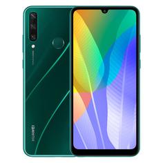 Смартфон HUAWEI Y6P 64Gb, зеленый