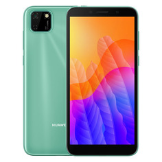 Смартфон HUAWEI Y5P 32Gb, зеленый