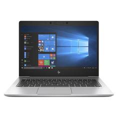 """Ноутбук HP EliteBook 830 G6, 13.3"""", Intel Core i7 8565U 1.8ГГц, 16ГБ, 512ГБ SSD, Intel UHD Graphics 620, Windows 10 Professional, 7KP09EA, серебристый"""