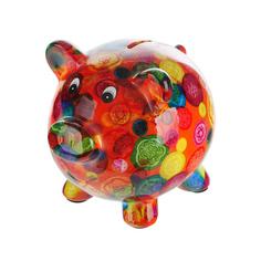 Копилка Pomme-pidou свинья 16x12x14 см