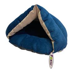 Домик для животных Foxie Colour 59х57х35см синий