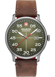 Швейцарские наручные мужские часы Swiss military hanowa 06-4326.30.006. Коллекция Active Duty