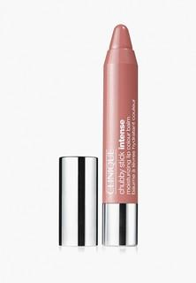 Бальзам для губ Clinique Chubby Stick Intense Moisturizing Lip Colour Balm, 01 Curviest Caramel, 3 гр.