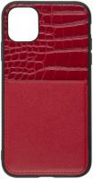 Чехол Red Line Geneva для iPhone 11 Pro Red (УТ000018409)