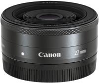 Объектив Canon EFM 22mm f/2 STM