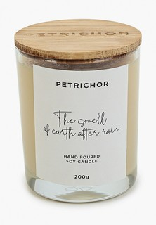 Свеча ароматическая Petrichor