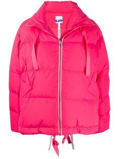 SJYP куртка-пуховик на молнии