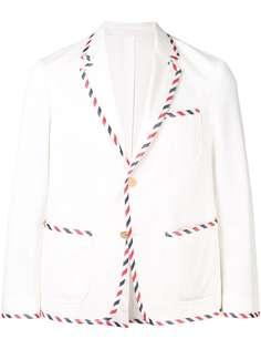 Thom Browne пиджак-смокинг