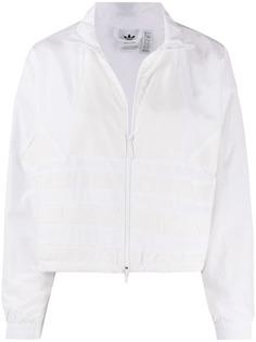 adidas Originals куртка со вставками и логотипом
