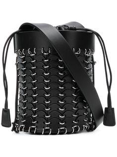 """Paco Rabanne мини-сумка модели """"ведро"""""""