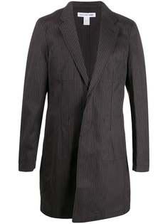 Comme Des Garçons Shirt легкая куртка в полоску