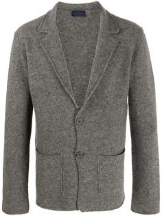 LANVIN однобортный пиджак с карманами