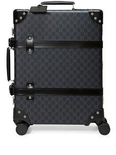 Gucci чемодан с узором GG Supreme