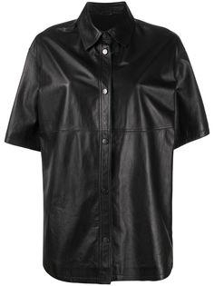 Brunello Cucinelli рубашка с короткими рукавами