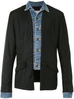 Greg Lauren джинсовая куртка
