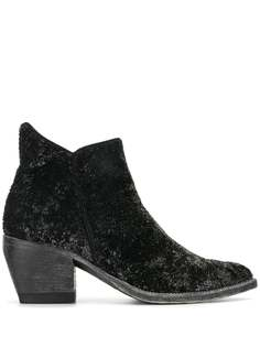 Officine Creative ботинки Carole 3 с заостренным носком