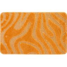 Коврик для ванной комнаты Lemis 50x80 см цвет оранжевый L'cadesi