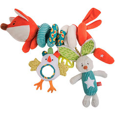 Развивающая игрушка-спираль Happy Baby Лисичка Люся