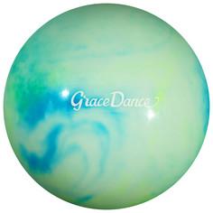 Мяч для художественной гимнастики 16,5 см, 280 г Grace Dance